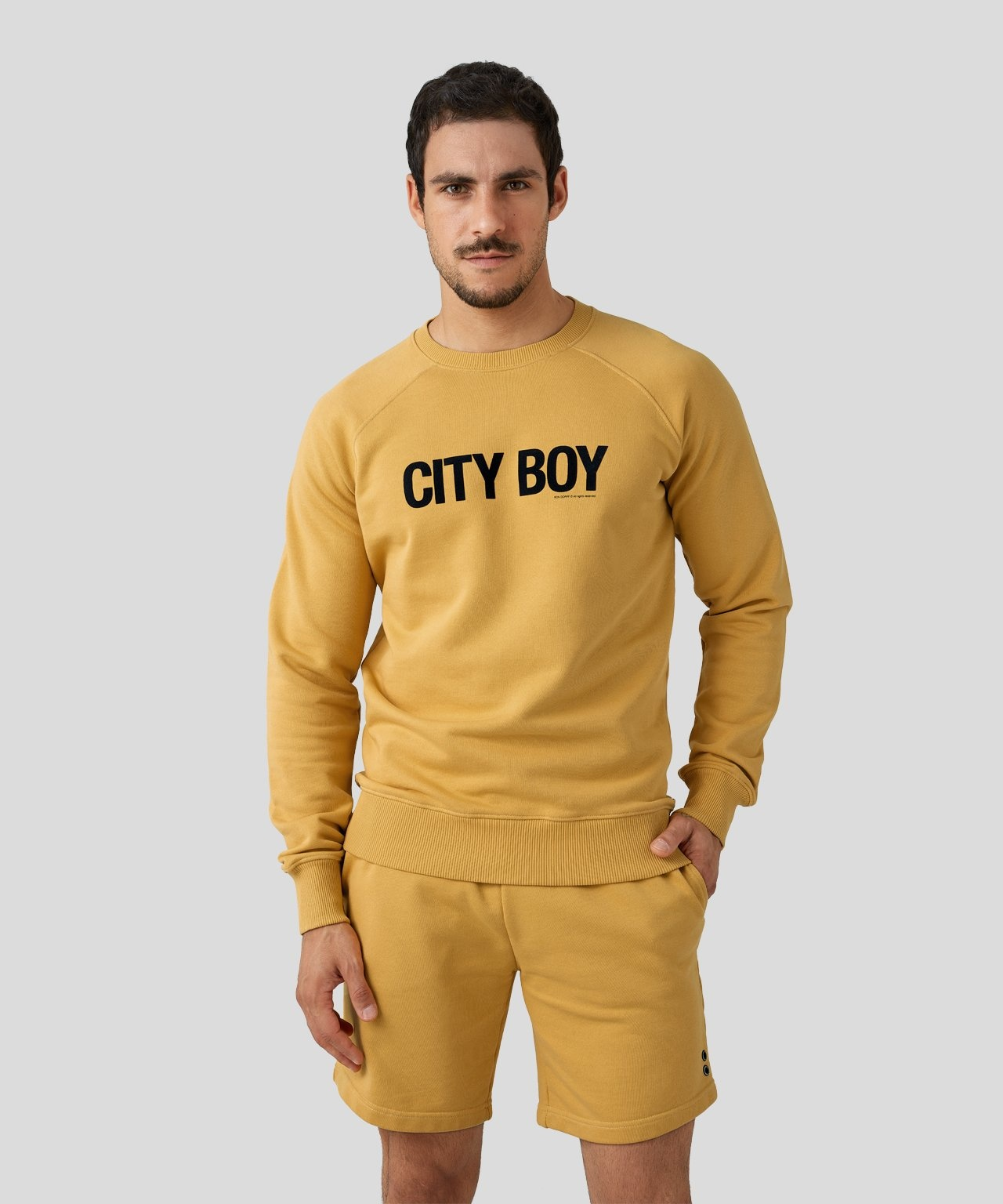 Ron Dorff CITY BOY sweatshirt