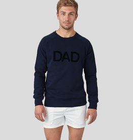 Ron Dorff DAD fuwari sweatsh Navy