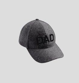 Ron Dorff DAD wool cap Grey Melange