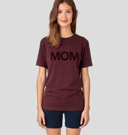 Ron Dorff MOM tshirt Burgundy Red