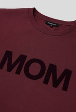 Ron Dorff MOM tshirt Burgundy Red