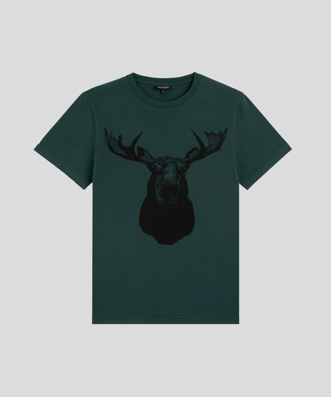 Ron Dorff MOOSE tshirt Tyrol Green