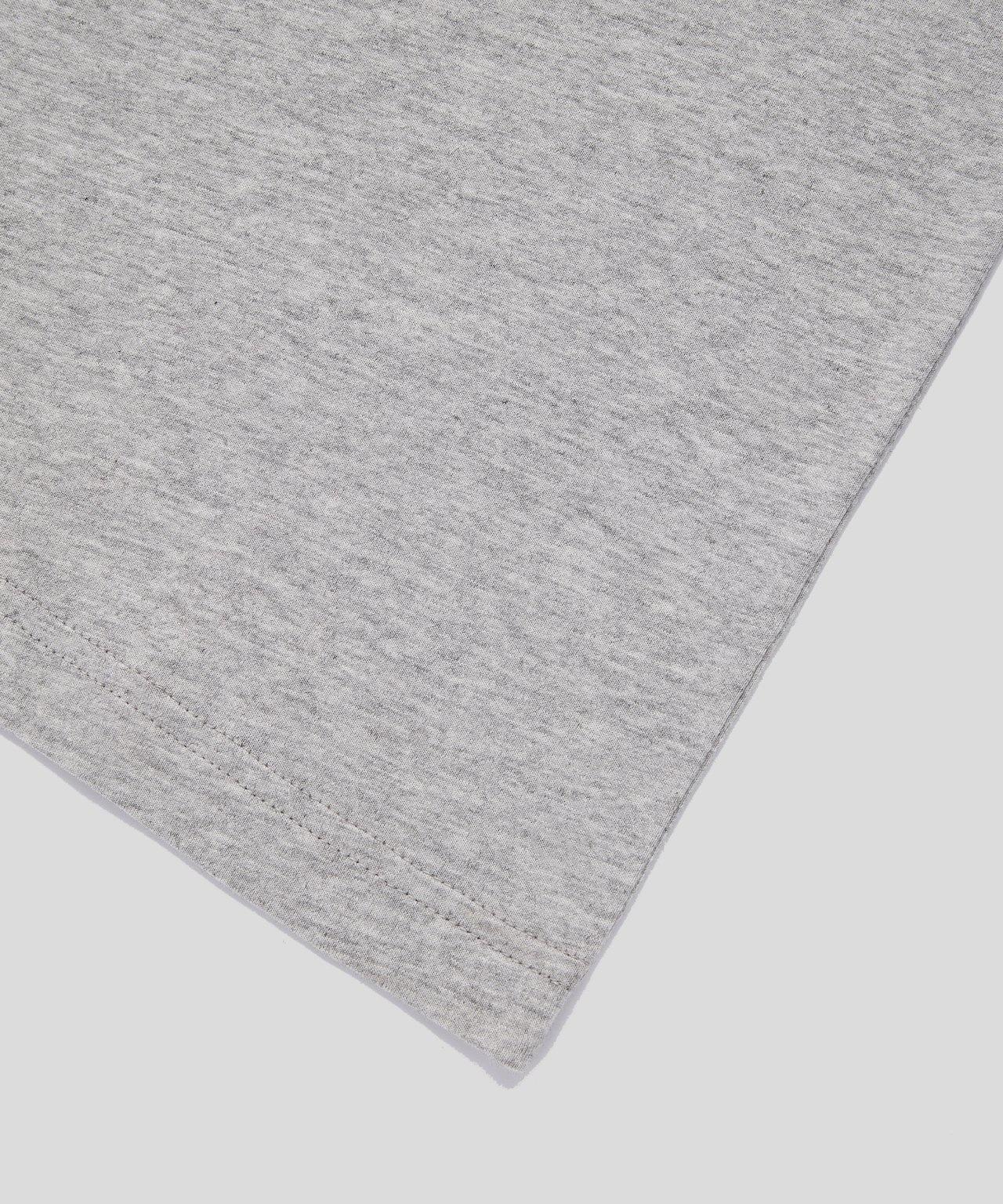 Ron Dorff MOOSE tshirt Grey Melange