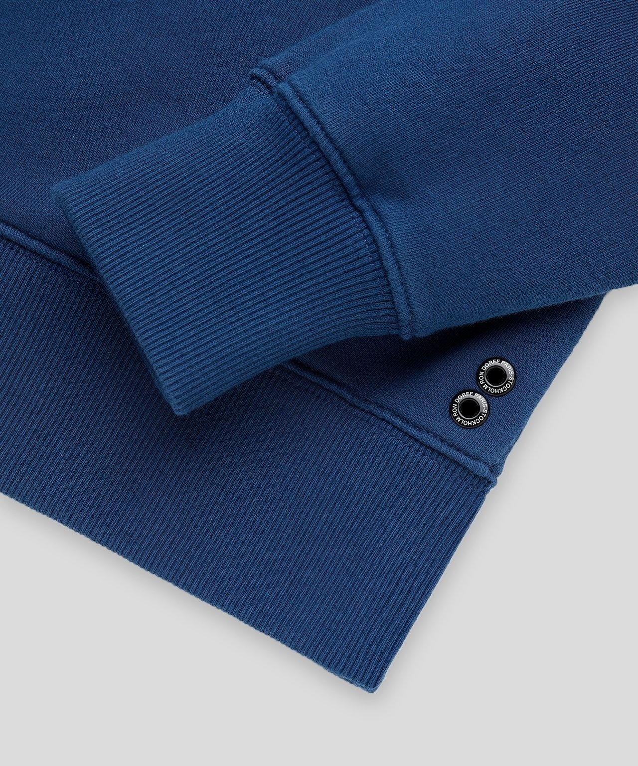 Ron Dorff DAD small prnt Sweatsh Viking Blue