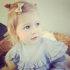 Pinzas de pelo para niñas y bebés.