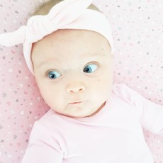 Headbands for babies knot