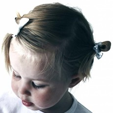 Baby hair elastics