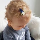 Barrettes à  cheveux bébé