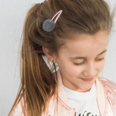 Hair clips for girls in trendy designs