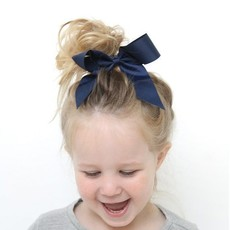 Hair ties for babies and girls
