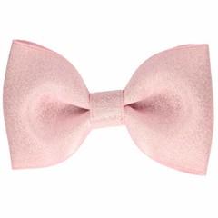 Your Little Miss Haarspange in rosanem Glitzer