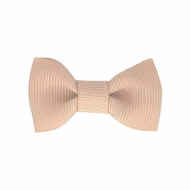 Your Little Miss Baby Hair clip champagne