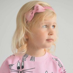Your Little Miss Hairband Old Pink