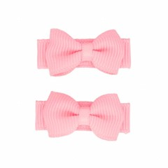 Your Little Miss Pink baby Hair clips with bow