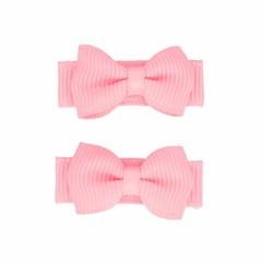 Your Little Miss Roze baby haarspeldjes met strik