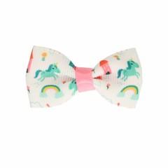 Your Little Miss Baby haarspeldje unicorn pink