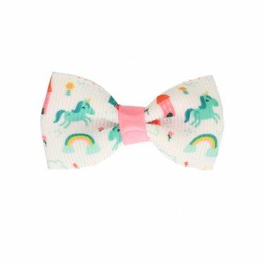 Your Little Miss Einhorn Baby Haarspange in pink