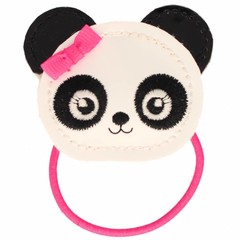 Your Little Miss Elastic with panda