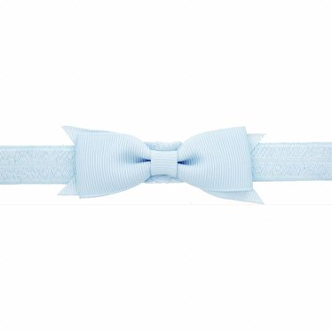 Your Little Miss Bluebell baby headband with bow