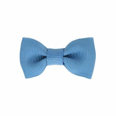 Your Little Miss Baby haarspeldje antique blue