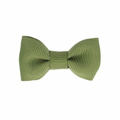 Your Little Miss Baby hair clip moss