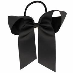 Your Little Miss Fiocchetto per capelli con elastico nero