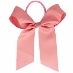 Your Little Miss Fiocchetto per capelli con elastico rosa antico
