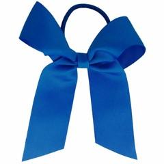 Your Little Miss Haarschleife mit Gummi Blau