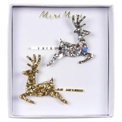 Meri Meri Slider pins reindeer