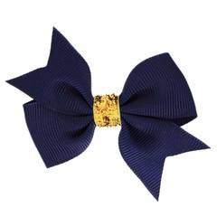 Your Little Miss Haarstrik glitter navy