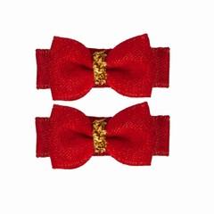 Your Little Miss Set di boccoli per capelli rosso scintilla