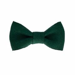 Your Little Miss Baby Haarspange grünen Twill