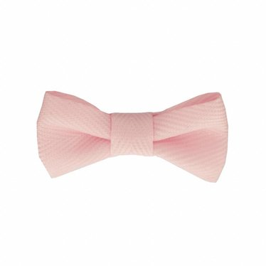 Your Little Miss Baby hair clip pink twill