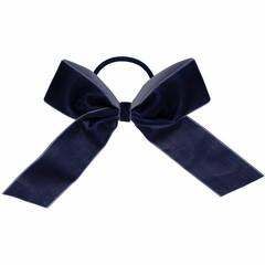 Your Little Miss Haarstrik  met elastiek navy velvet