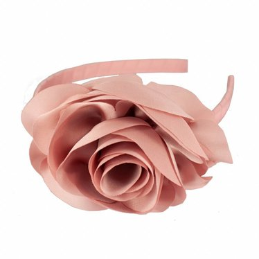 Your Little Miss Diadeem old pink rose