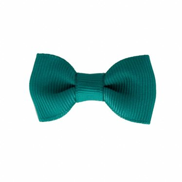 Your Little Miss Baby hair clip jade