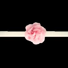 Your Little Miss Baby haarbandje met bloem