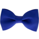 Your Little Miss Cobalt hair clip