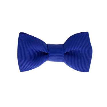 Your Little Miss Baby hair clip cobalt