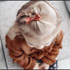 Barrettes à  cheveux fille