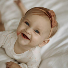 Trendy headbands for babies and girls