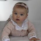 Baby hårbånd