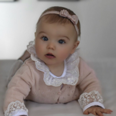 Cute and trendy baby headbands, 0-36 months