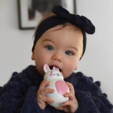 Cintas para bebé con botones