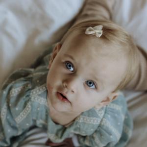 Baby hår tillbehör