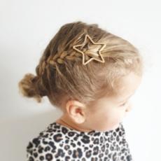 Neue trendige Haaraccessoires für Mädchen