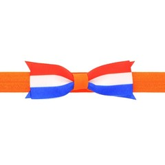 Your Little Miss Baby headband with bow - Royal day
