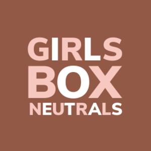 Girls Box Neutrals