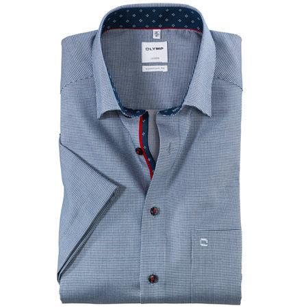 OLYMP Hemd 100% Baumwolle | Bügelfrei