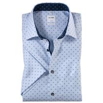 Hemd kurzarm | 100% Baumwolle | Bügelfrei